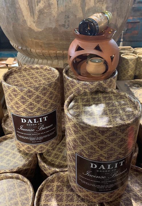 Dalit Terracotta Incense Burner