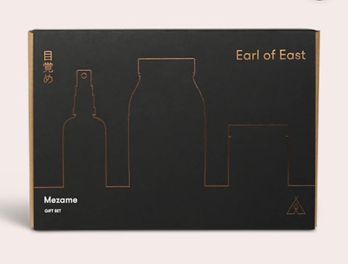 "Earl of East ""Mezame"" Gift Set"