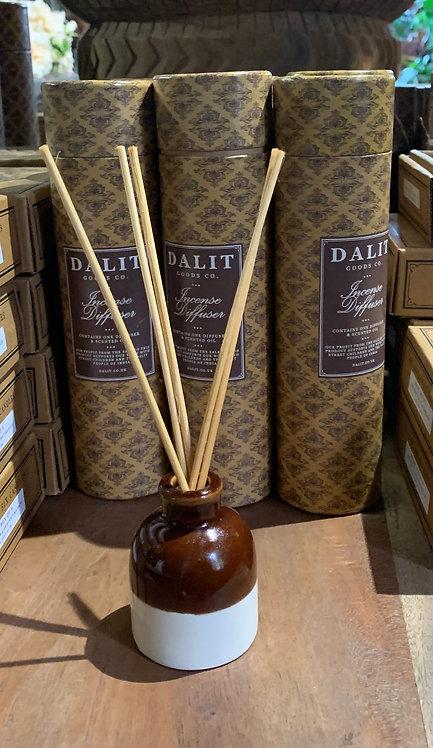 Dalit Rose Incense Diffuser