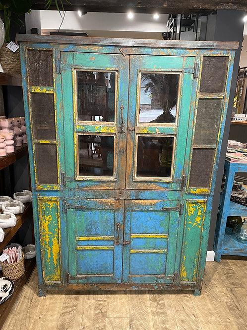 Vintage Distressed Indian Dresser