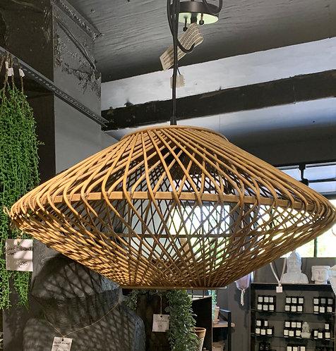 Bamboo Pendant Ceiling Light