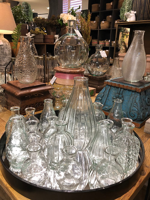 Collection of Eco Glassware