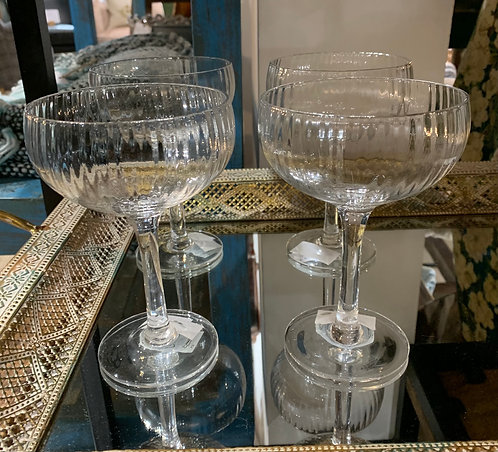 Coupe Champagne Glasses
