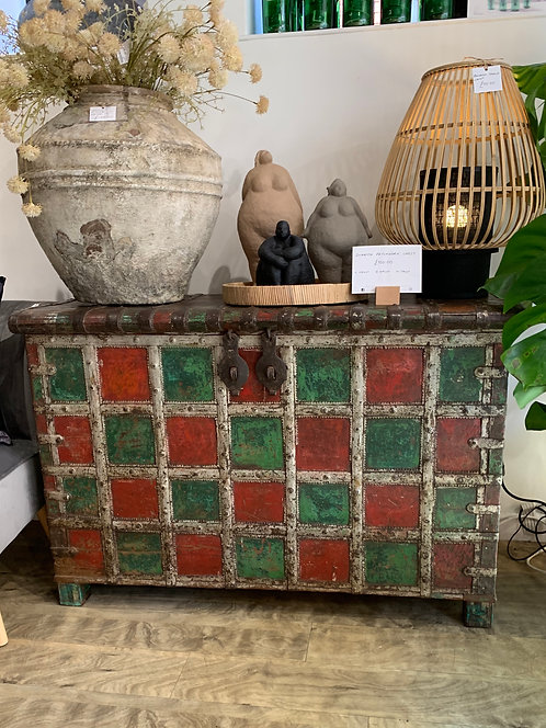 Dharma Patchwork Chest