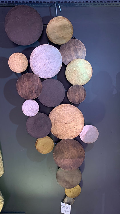 Circles Wall Art