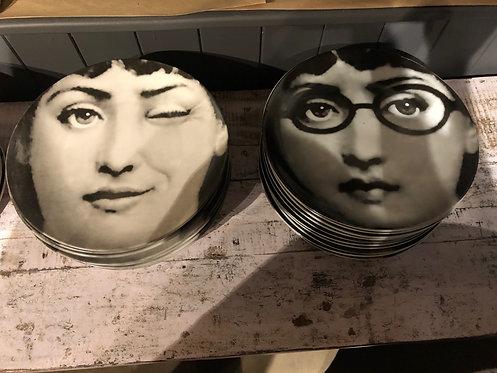 Plates (various designs)