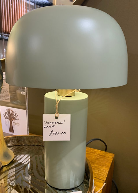 Seagrass Lamp