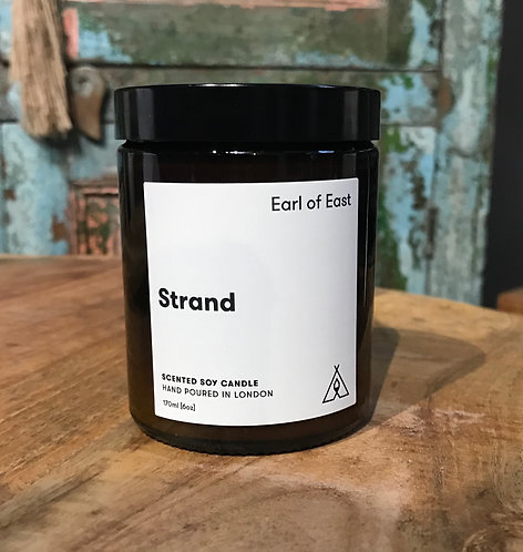 "Earl of East ""Strand"" Candle"