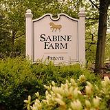 Sabine far