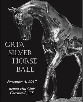 GRTA Silver Horse Ball Program Ad - Full Page