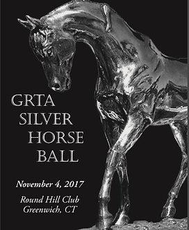 GRTA Silver Horse Ball Program Ad - Half Page