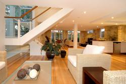 Modern interior Sydney home