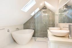 modern bathroom in Sydney