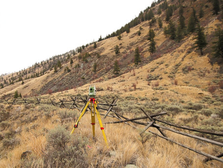 I would like to subdivide. How can a land surveyor help?