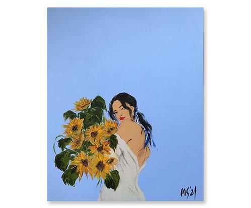 """""""Sunflowers"""" 2021"""