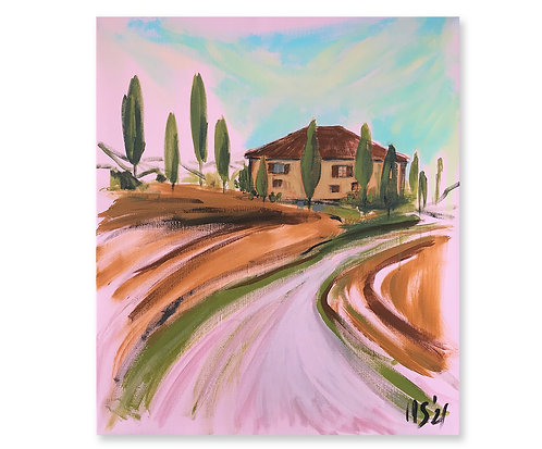 """""""Evenings in Tuscany"""" 2021"""