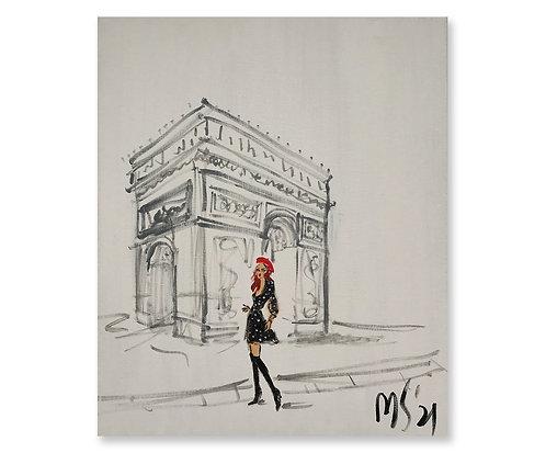 """""""Arc de Triomphe"""", 2021"""