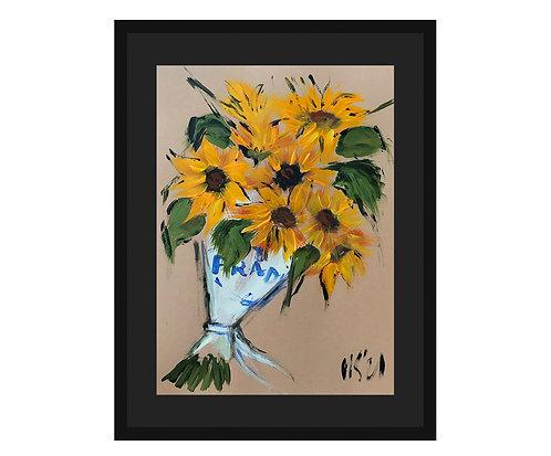 """""""Sunflowers"""", 2021"""