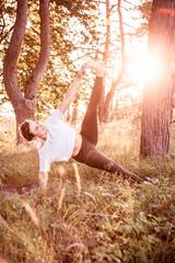 Herz Gold Isabel Semmel Fotografie Würzburg Yoga 04