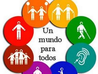 3 de diciembre: DÍA INTERNACIONAL DE LAS PERSONAS CON DISCAPACIDAD: