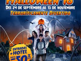 ¿Quieres vivir una experiencia terroríficamente divertida en familia?