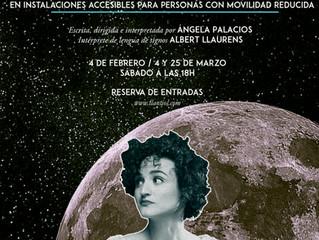 """Contigo+ entrevista a Ángela Palacios, autora y protagonista de la obra accesible """"Mirta en esp"""