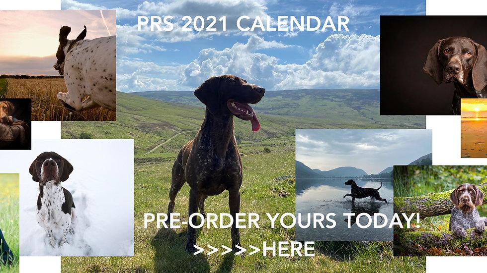 Charity Calendar 2021