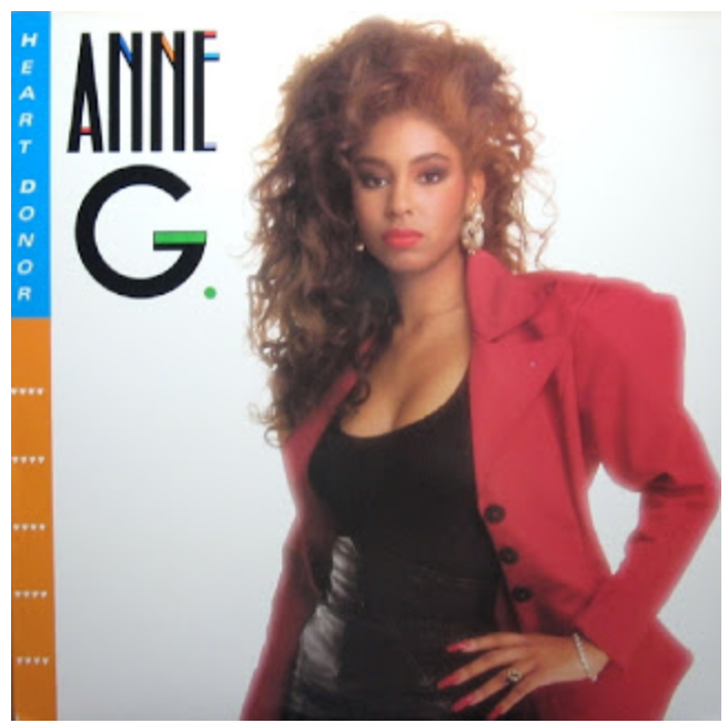 Anne G - Heart Donor cover