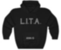 black LITA hoodie FRONT.png