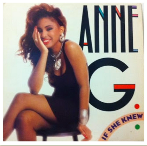 "Anne G - ""If She Knew"" single cover"