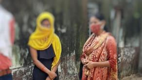 Diksha rescued in Chandrapur, Maharashtra