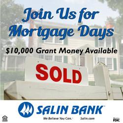 Mortgage Days FB copy