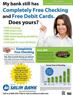 Retail Free Checkingstar1