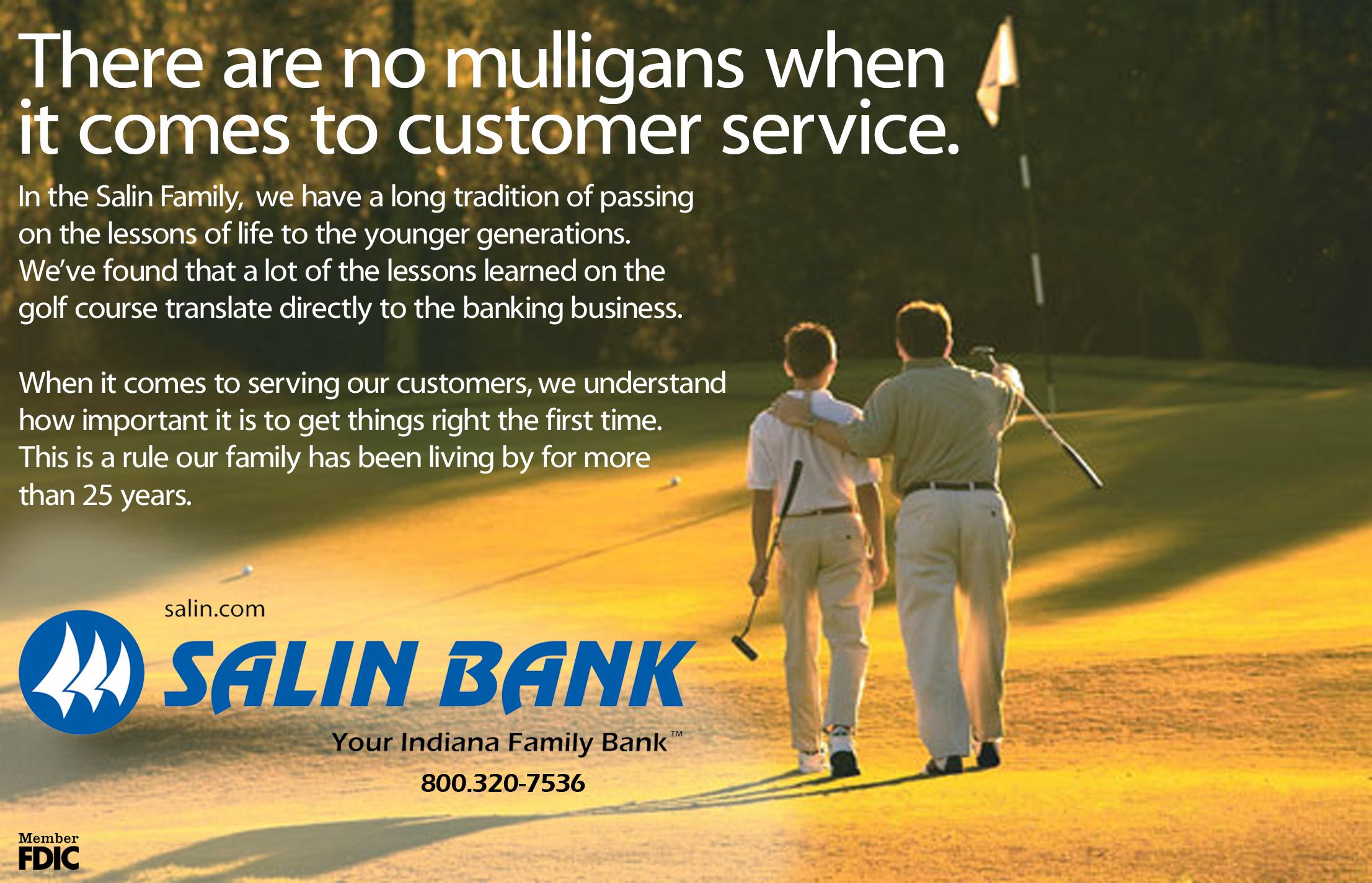 BWM Golf Ad