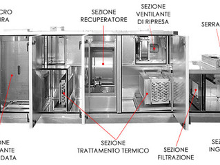 Filtri UTA - Tipologie e Importanza della Manutenzione