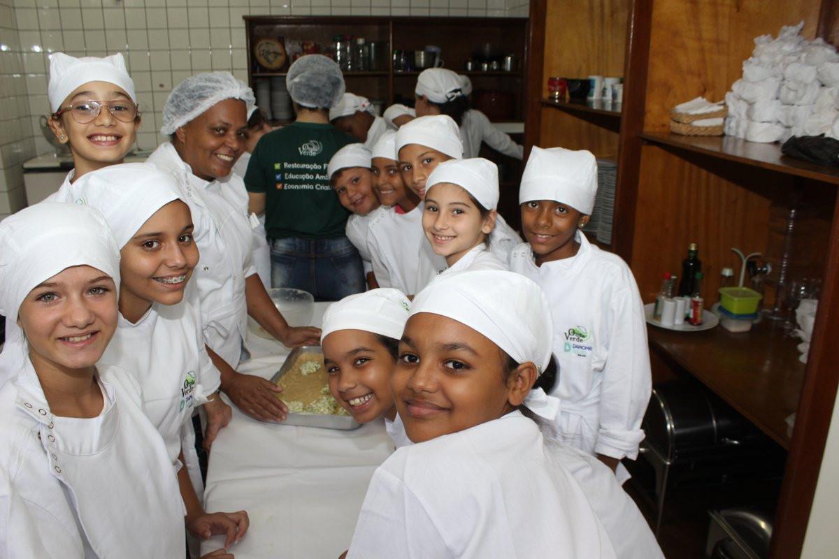Gastronomia Social - Onda Verde
