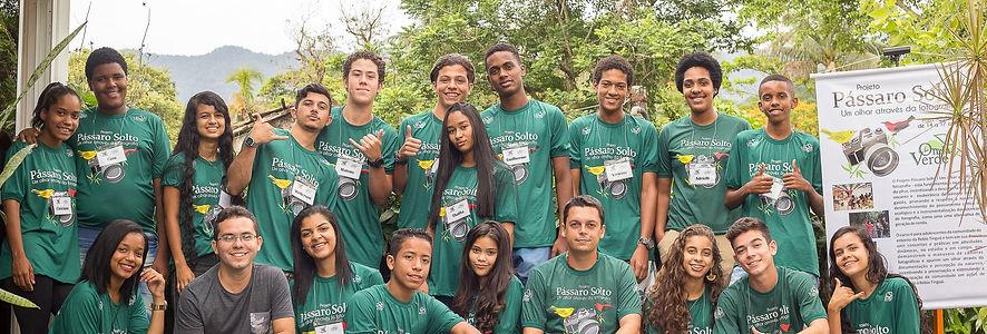 Doe e participe da Onda Verde