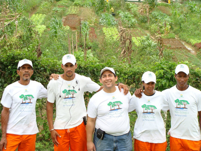 Inclusão Social - Onda Verde