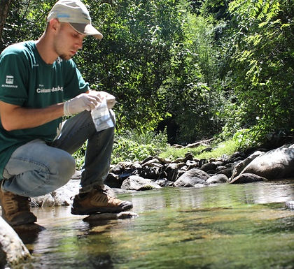 Projeto Cuidando das Águas