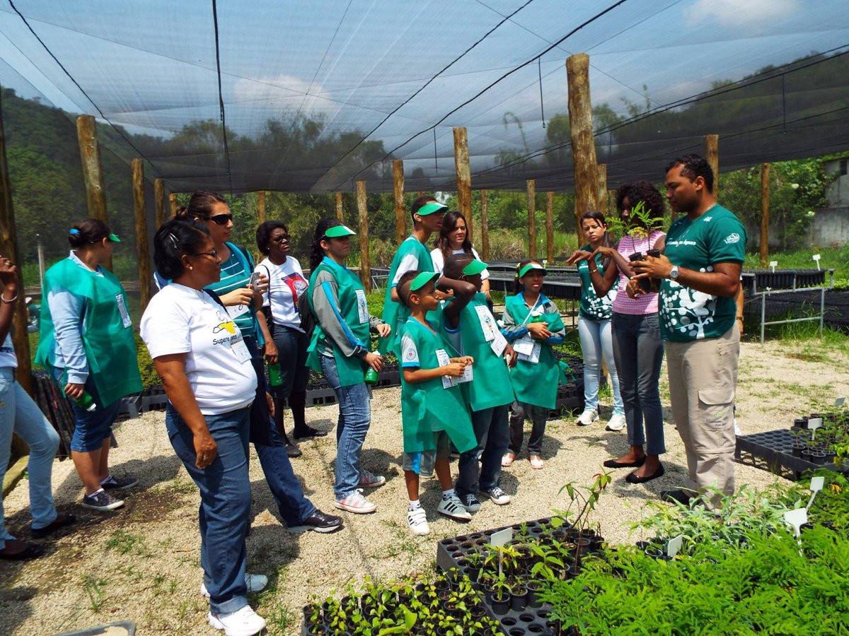 Educação Ambiental - Onda Verde