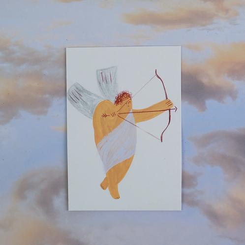 Cupid Original Artwork 10/10