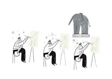 business illustration insider editorial illustration data conceptual drawing
