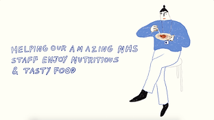 food4heroes animation illustration nhs charity nhs heroes