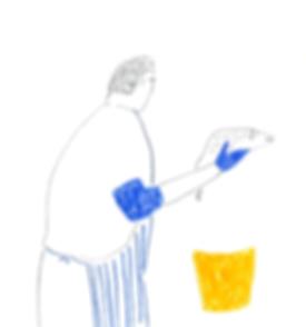fresh fish daily illustration fishmonger reportagepng