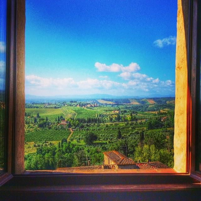 San gimignano! #tuscany