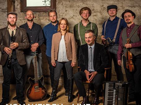 Konzert: Von Weiden spielen auf der Burg Sternberg am 14.08.21