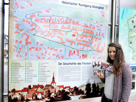 Fleckenführungen: Auf den Spuren der Bösingfelder Geschichte