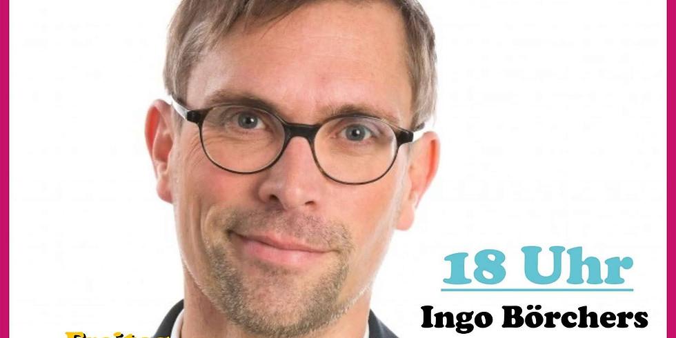 Kulturimbiss mit Ingo Börchers