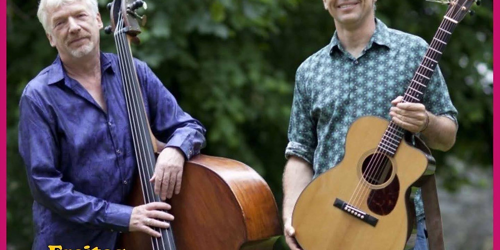 Kulturimbiss mit Acoustic Groove Duo