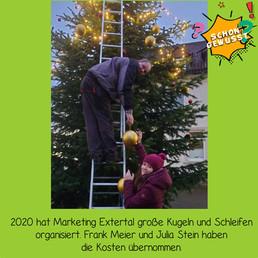 hnachtsbaum BösingfelSchon gewusst Weid